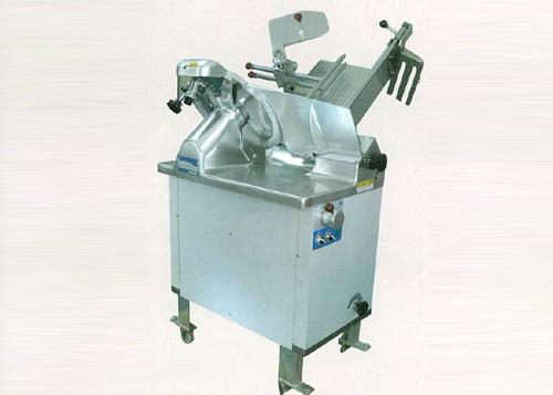 中餐设备——富士龙350型落地式冷冻肉切片机