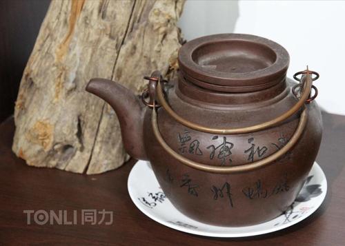茶艺用具—铁壶用具