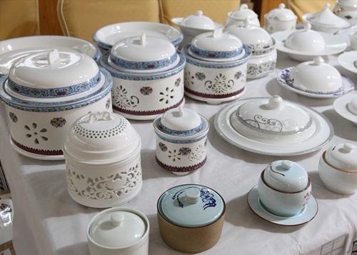 陶瓷餐具—炖盅