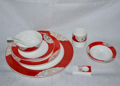 陶瓷餐具—婚宴瓷