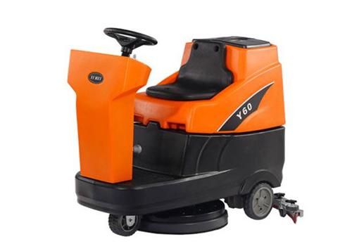 清洁设备—意美Y60驾驶式洗地机
