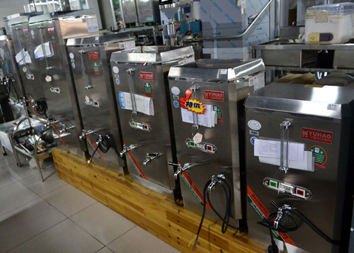 厨房洗消开水设备——开水器