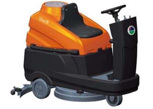 清洁设备—驾驶式清洁洗地车