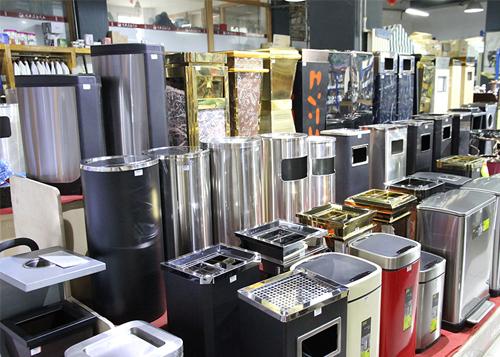 清洁工具—烟缸垃圾桶