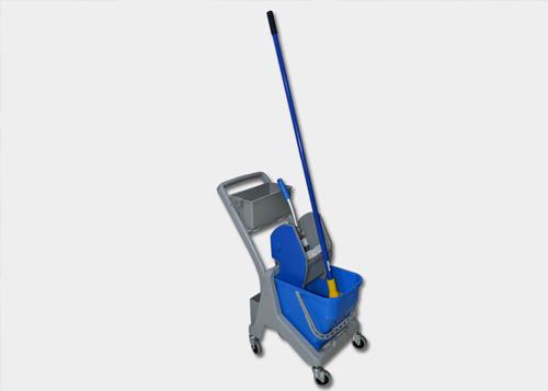 清洁工具—手推式柞水车