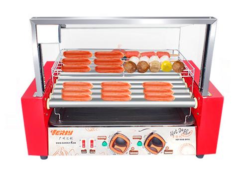 西餐设备——汇利热狗机