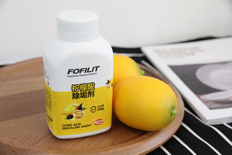 柠檬酸除垢剂