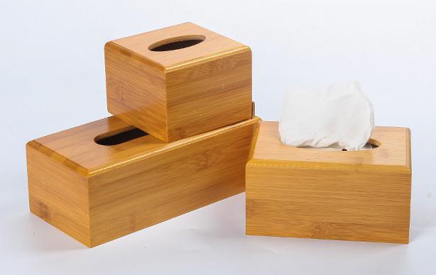 木质纸巾盒