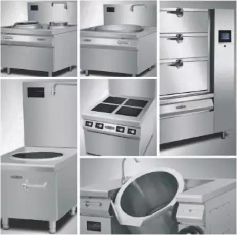 厨房电磁设备——商用电磁炉