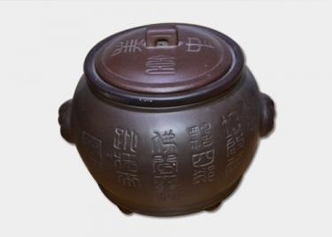 陶瓷餐具—佛跳墙汤罐
