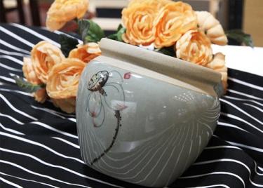 陶瓷餐具—意境菜食器
