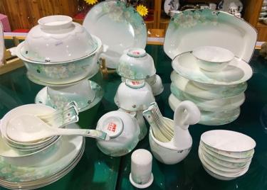 陶瓷餐具—骨瓷餐具