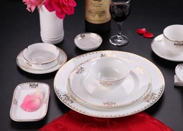 陶瓷餐具—高端贝瓷