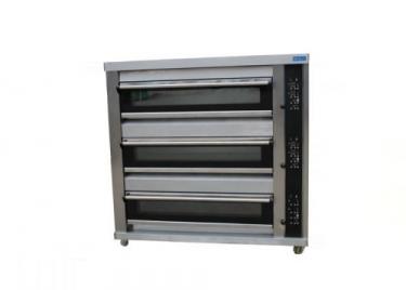 烘焙设备——好麦燃气不锈钢烤箱