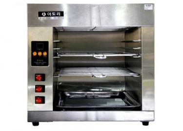 烧烤设备——奥得利远红外线烧烤箱