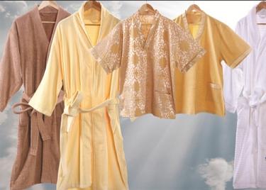 客房用品—酒店浴袍