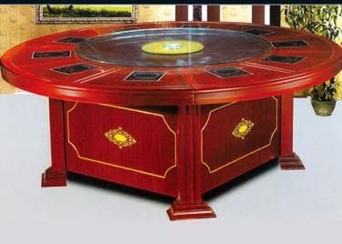 客房用品—实木餐桌