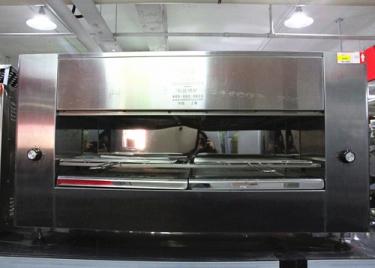 烧烤设备——欧匠烧烤炉