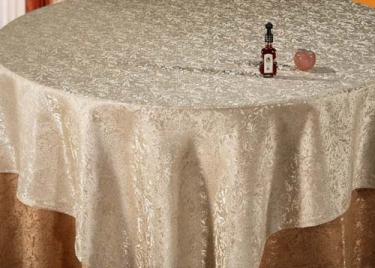酒店用品—餐厅桌布