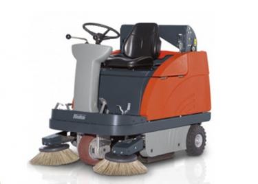 清洁设备—驾驶式扫地机