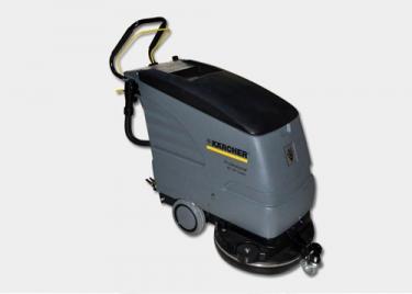 清洁设备—刷地机