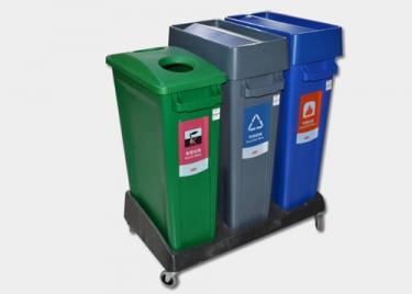 清洁工具—塑料垃圾桶