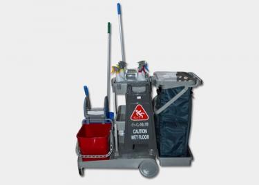 清洁工具—手推式清洁车