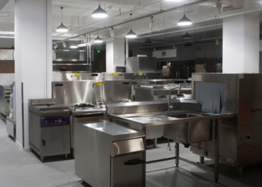 威海商用设备——中央厨房