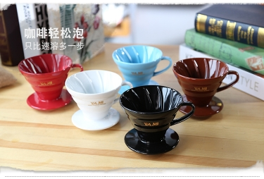 亚米精品陶瓷滤杯