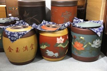 茶叶储存罐