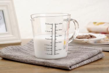 高硼玻璃量杯