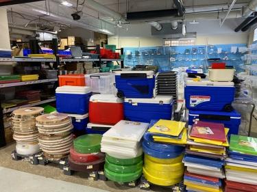 塑料保温箱菜板区