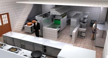 商用设备——中央厨房