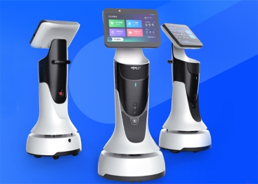 烟台智能接待服务机器人