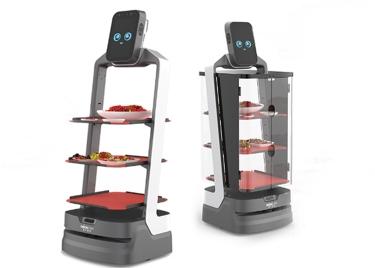 烟台智能送餐机器人